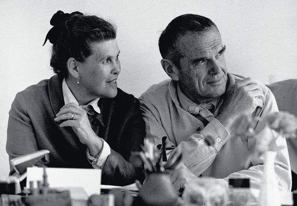 Portrait: Charles & Ray Eames