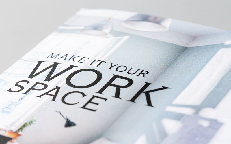 USM – make it your work space