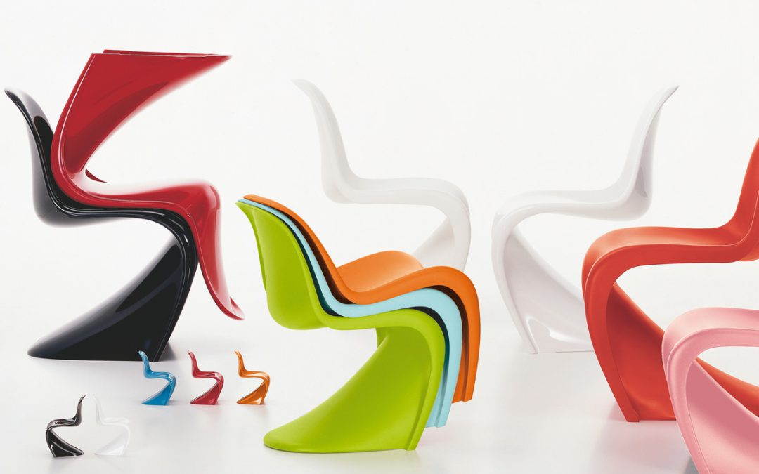 Klassiker: der Panton Chair