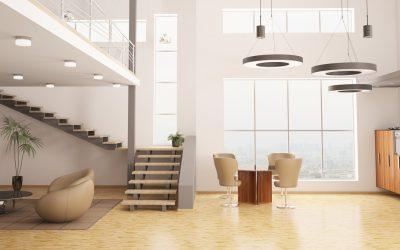 Die richtige Beleuchtung in Wohnräumen