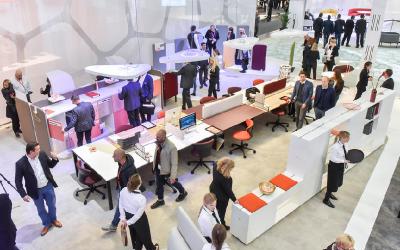 Orgatec 2016 – die Büros der Zukunft