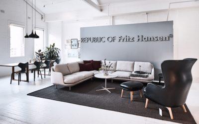 Neuheiten von Fritz Hansen